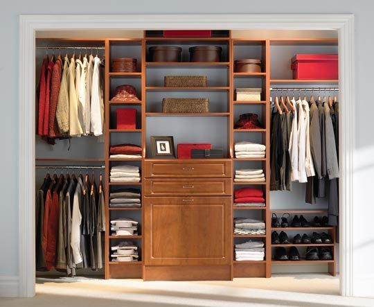 Closet Organizing Ideas Prepossessing Closet Organization Ideas Review