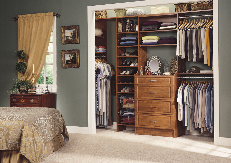 Gallery Of Reach In Closet Organizer Ideas Fabulous Homes