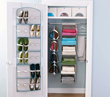 Simple Closet Organization Ideas S